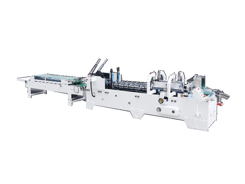LK-A Auto High-Speed Gluing Folding Machine