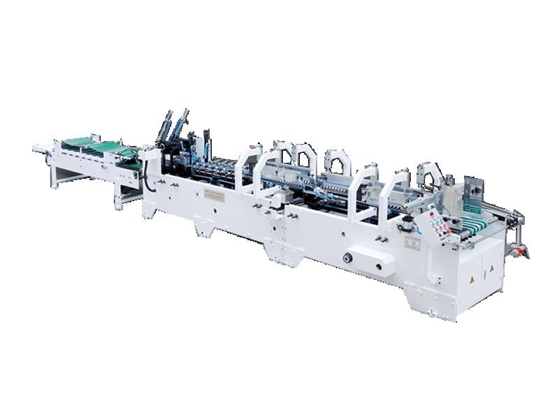 LK-B Automatic High-Speed Pre-Fold Gluing Machine