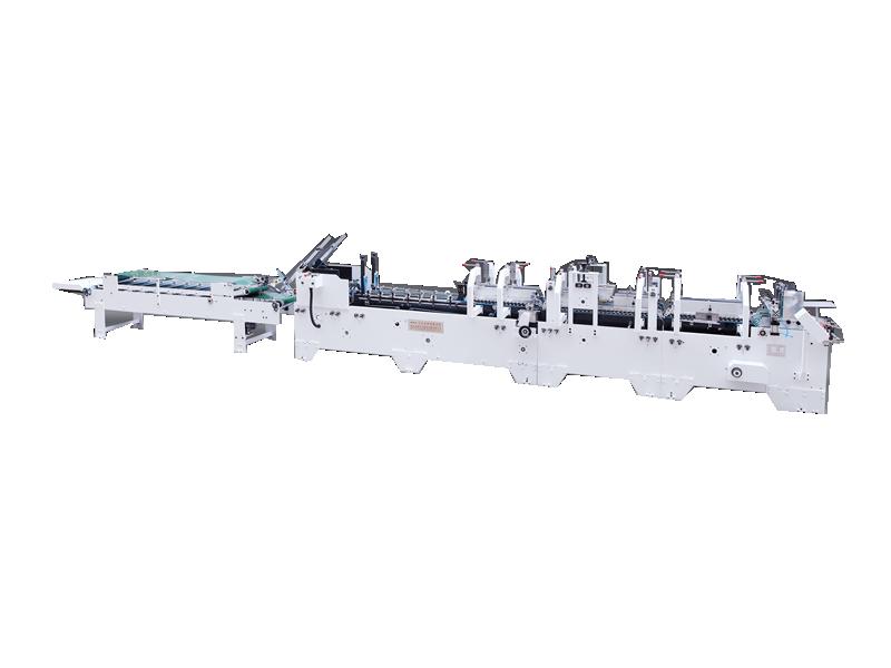 LK-CA Automatic High-Speed Bottom Lock Gluing Folding Machine