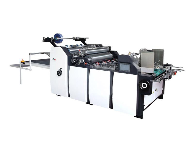 LK-1080T Automatic Window Patching Machine