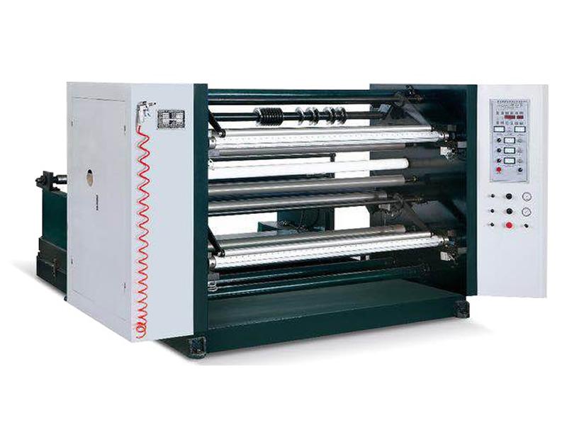 ZWF-1300 Horizontal Slitting Machine(200m/min)