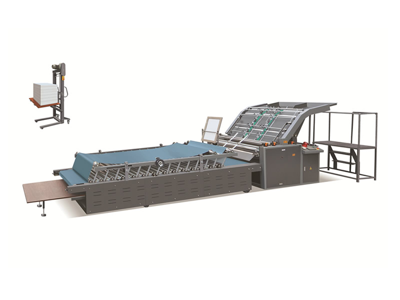 LK-1300B Automatic Flute Laminating Machine