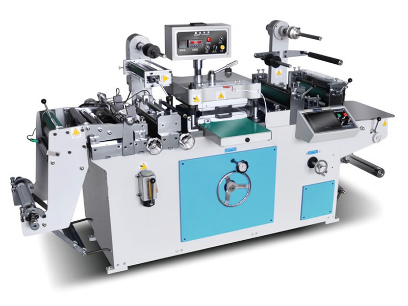 MQ-320D High Speed Die Cutting Machine