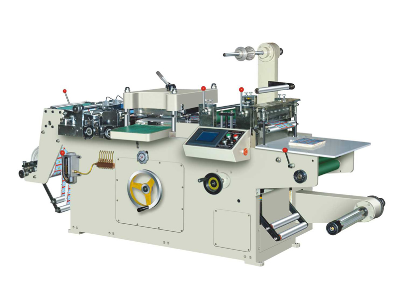 MQ-320 Label Die Cutting Machine
