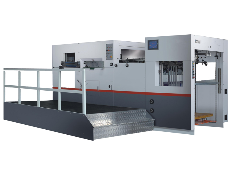 MH-1060 Automatic Creasing and Die Cutting Machine