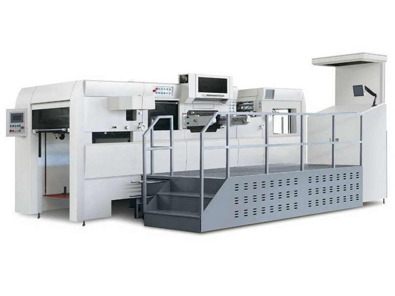 MHK-1050 Automatic Hot Foil Stampping and Die cutting Machine