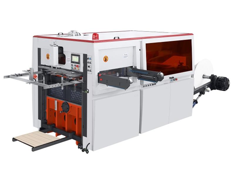 Paper Roll Die Cutting Machine