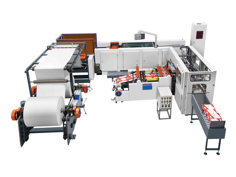 LKCP-A4-10 A4 Paper Cutting and Packing Machine
