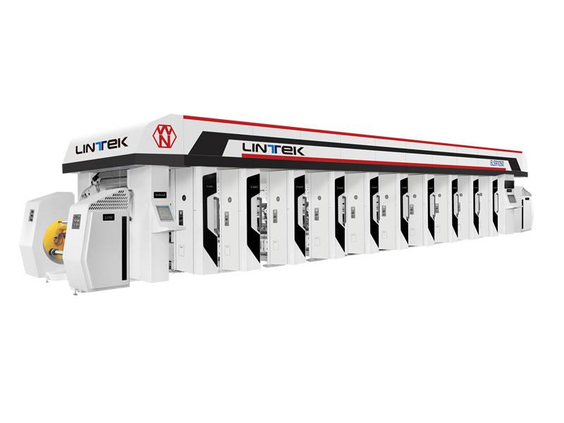 ELS-300 Gravure Printing Machine